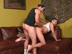 Tough Black Guy Bangs His Craving Lover 2