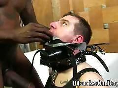 blacks on boys - Hole Hunter and Slut Bottom Chris