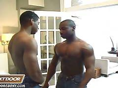 Watch the best black gay porn videos and...